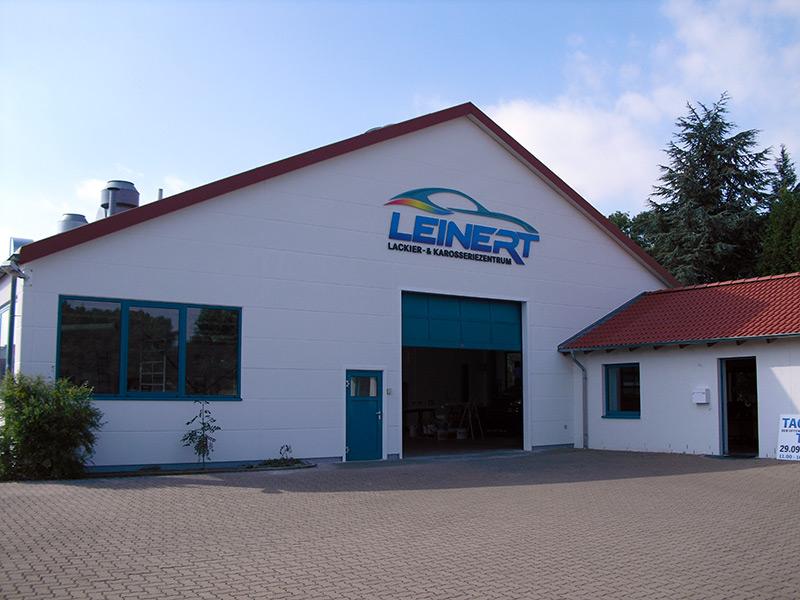 Autolackiererei Leinert - Betrieb Vehlen