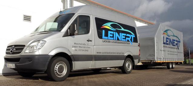 Leinert - Die Autolackierer